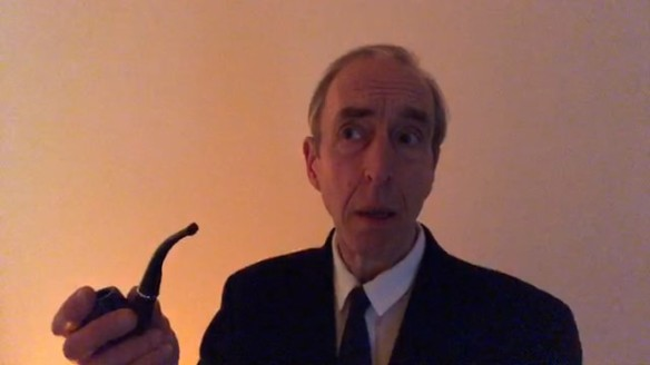 As Bertrand Russell in THIS EVIL THING online version